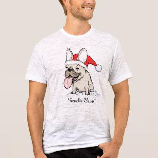 """Bouledogue français """"clause de Frenchie """" T-shirt"""