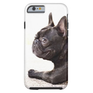 Bouledogue français coque iPhone 6 tough
