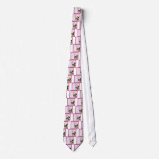 Bouledogue français cravate