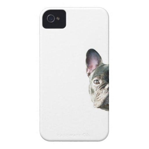 Coque Iphone  Bouledogue