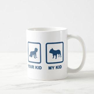 Bouledogue français mug