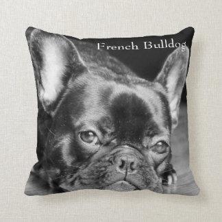 Bouledogue français oreiller