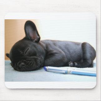 bouledogue français puppy.png tapis de souris