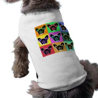 Bouledogue français t-shirt pour chien