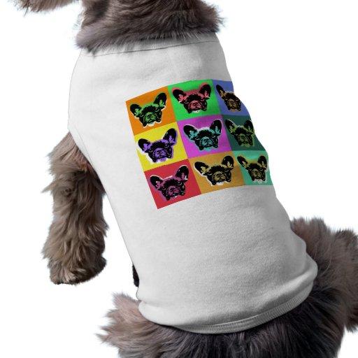 Bouledogue français manteaux pour animaux domestiques