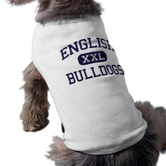 - Bouledogues - haut anglais - plaine de la Jamaïq T-shirt Pour Toutou
