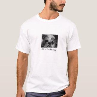Bouledogues obtenus ? T-shirt