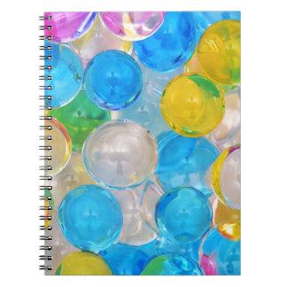 boules de l'eau carnets