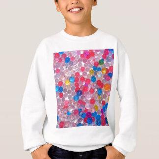 boules de l'eau de colore sweatshirt
