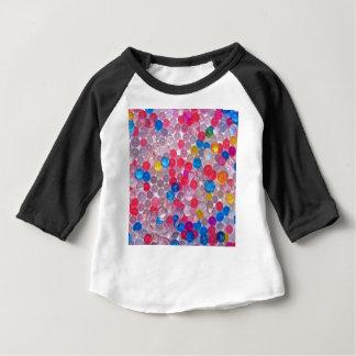 boules de l'eau de colore t-shirt pour bébé