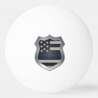 Boules de ping-pong minces de Blue Line Balle Tennis De Table