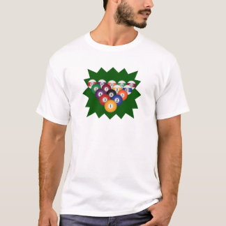 Boules de piscine/billard : Billards : T-shirt