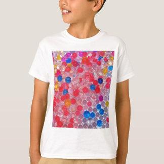 boules transparentes de l'eau t-shirt