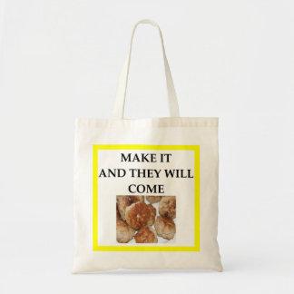 boulettes de viande sacs fourre-tout