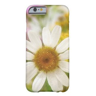 Bouquet de fleur - marguerite blanche coque barely there iPhone 6