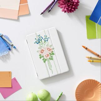 Bouquet de fleur… protection iPad mini