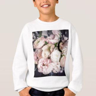 Bouquet de ressort au pastel sweatshirt