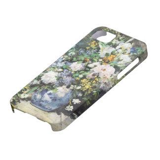 Bouquet de ressort par Pierre Renoir, fleurs Coque Barely There iPhone 5