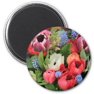 Bouquet de ressort par Thespringgarden Aimant Pour Réfrigérateur