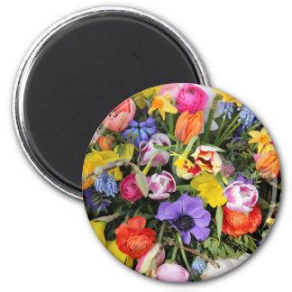 Bouquet de ressort par Thespringgarden Aimant