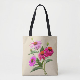 Bouquet de sac fourre-tout à Coneflowers