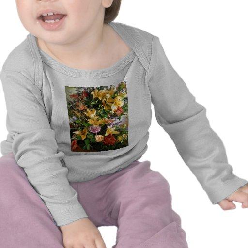 Bouquet d'Économie-le-Date/mariage de automne T-shirts