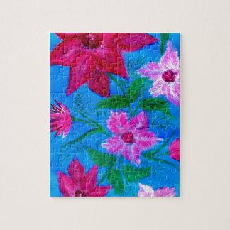 Bouquet des fleurs 2 puzzle