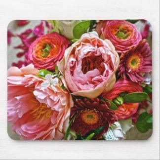 Bouquet floral, Mousepad Tapis De Souris