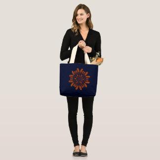 Bouquet - sac de style de mandala