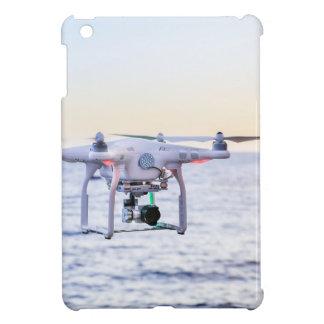 Bourdon de vol à la côte au-dessus de la mer coques pour iPad mini