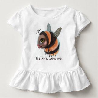 Bourdon doux t-shirt pour les tous petits