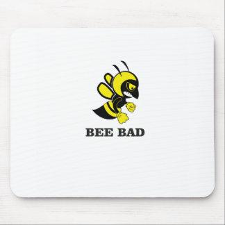 bourdonnement du mauvais d'abeille tapis de souris