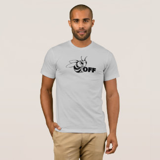 Bourdonnement outre de chemise t-shirt