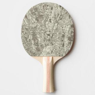 Bourgen Bresse Raquette De Ping Pong