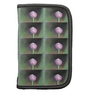 Bourgeon floral agendas folio