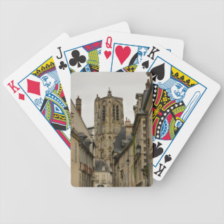 Bourges, France Jeux De Cartes
