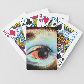 bourrique eye2 cartes de poker
