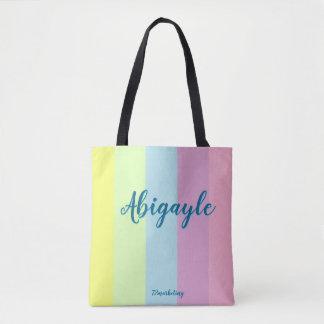 Bourse en pastel Abigayle de filles de sac