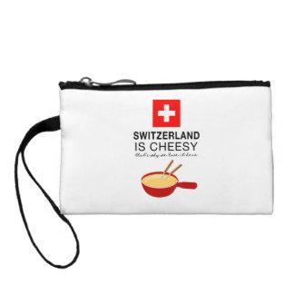 Bourse Fondue suisse drôle