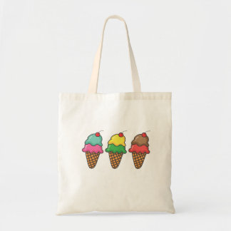 Bourse Hissez Cream Tote Bag