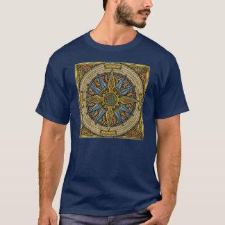 Boussole celtique t-shirt