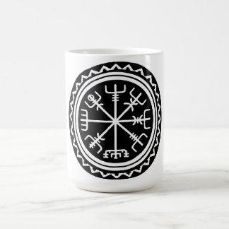 Boussole de Viking Vegvisir Mug