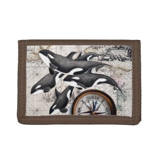 Boussole nautique d'orque