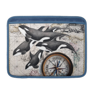 Boussole nautique d'orque poche macbook air