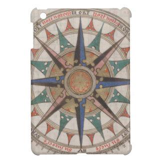 Boussole nautique historique (1543) coques iPad mini