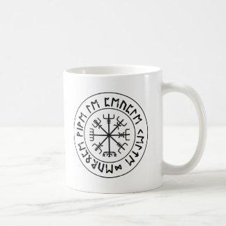 Boussole viking mug
