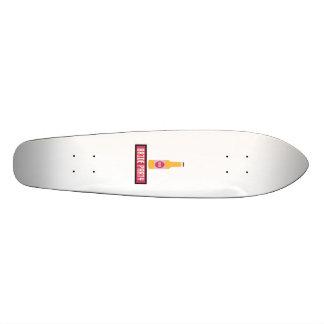 Bouteille à bière de partie de jeune mariée Z6542 Skateboards Customisés