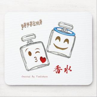 Bouteille de parfum Emoji Tapis De Souris