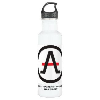 Bouteille D'eau Alliance du libertaire à gauche de l'hydratation
