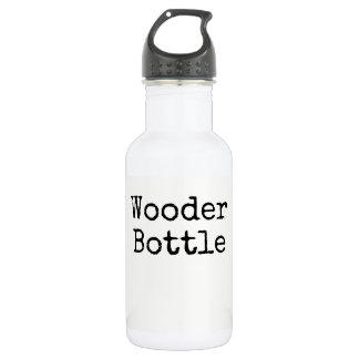 """Bouteille d'eau """"de bouteille de Wooder"""""""